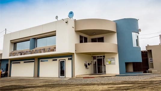 Instalaciones Transportes de Carga Santa Lucia