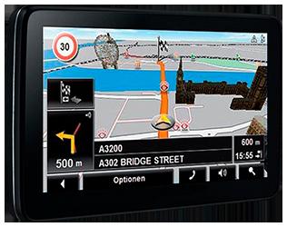 Sistema GPS de rastreo