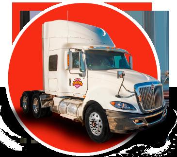 Trucks Santa Lucia Cargo Transport Company